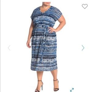 🆕 with tags London Times Woman plus size dress
